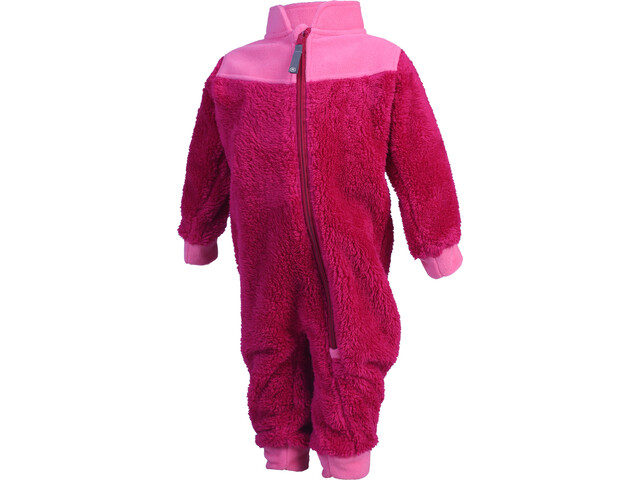 Color Kids Karim Combinaison Pile Enfant, rasberry